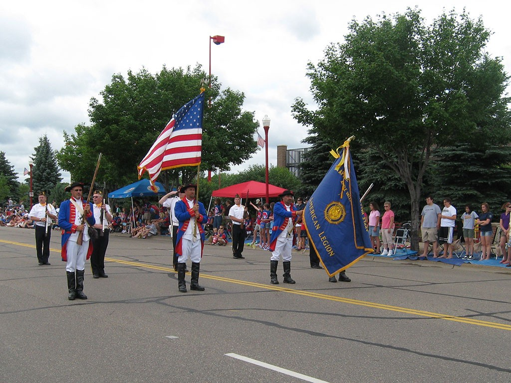 Apple Valley Freedom Days Parade